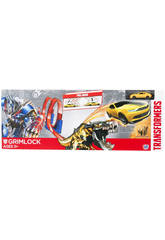 Transformers Double Looping Dinosaure