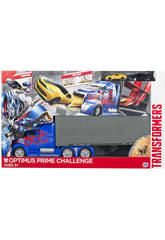 Transformers Optimus Prime Camión con Looping