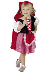 Disfraz Caperucita para Bebé Talla M