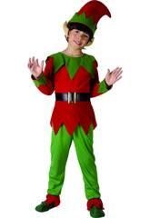 Déguisement garçon taille L Elf