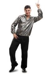 Disfraz Hombre L Disco Boy
