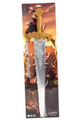 Épée Barbare Dorée