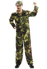 Déguisement Homme Soldat S