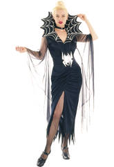 Déguisement araignée sinistre femme taille XL