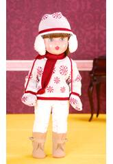 Mariquita Pérez Esquiadora Mariquita Pérez MP50111