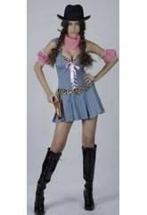 Kostüm Cowgirl Frau Größe XL