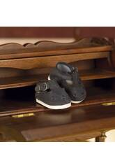 Chaussures en toile Bleu Marine