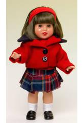 Mini Mariquita Pérez Conjunto Escocés