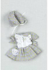 Mini Vestito Vichy Quadri