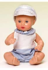Mini Juanin Bebé Pelele Marinero con Gorra Mariquita Pérez MJB05013
