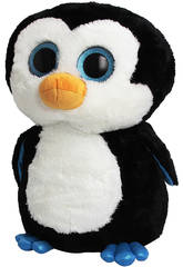 Peluche 40 cm Waddles Pingouin