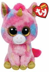 Peluche 40 cm. Fantasia Unicorn