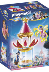 Tour Fleur magique Playmobil avec Boite musicale