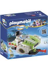 Playmobil Super 4: Skyjet
