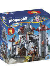 Playmobil Super 4: Castello Portatile del Barone Nero