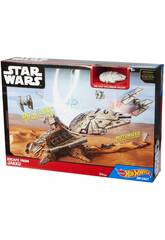 Star Wars Escape From Jakku Hot Wheels