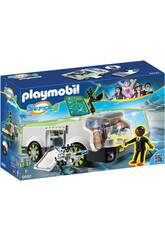 Playmobil Camaleon con Gene