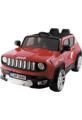 Coche Bateria Jeep Descapotable 6V. Radio Control