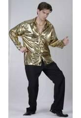 Kostüm Disco Mann Größe XL