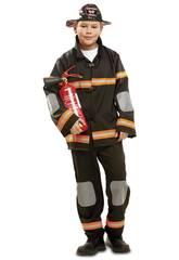 Costume Pompiere Bimbo L