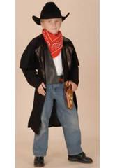 Disfraz Cowboy Desperado Niño Talla M