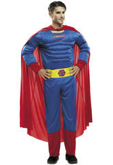 Disfraz Hombre L Súper Héroe