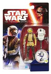 Star Wars E7 Figura Jungle Space assortita