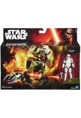 Star Wars Vehículos de Batalla. Hasbro B3716EU4