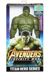 Avengers Figur 30 cm. Titan Hero Series Hulk Hasbro E0571