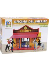 Playset L'ouest Bureau du Sheriff