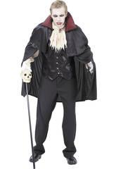 Disfraz Conde Sangriento Hombre Talla XL