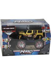 Radio Contrôle 1:18 Jeep Wrangler Nikko 94173