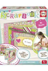 Mi Album Scrapbook Educa Manualidades 16568