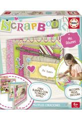 My Album Scrapbook Educa Artesanato 16568