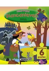 Cuento Con Puzzle (4 Libros) Susaeta S0690