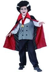 Disfraz Vampiro Clasico Niño Talla L