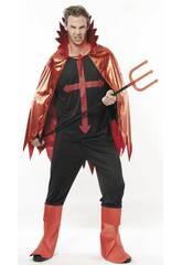 Déguisement Méchant Lucifer homme taille XL
