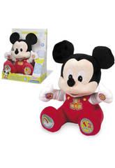 Peluche interattivo Baby Mickey