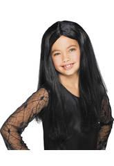 Peluca Infantil Brujita Negra Rubies S1510