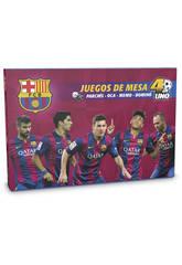 Barcelona Ludo Oca Giochi Preziosi 34127
