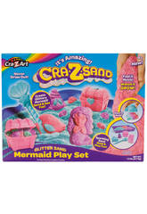 Crazsand Mermaid Playset