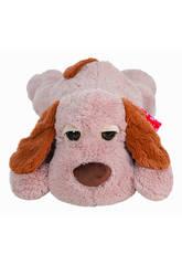 Peluche Cão Deitado Albert 95 cm