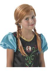 Parrucca Frozen Anna