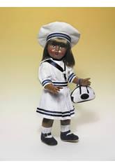 Mariquita Pérez Marine Noire Sac de sport