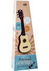 Holz Gitarre 53 cm.