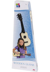 Guitarra De Madera 53 cm.