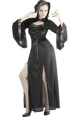 Déguisement gotique célibataire femme talle L