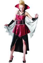 Maschera Contessa Dracula Donna Taglia XL