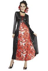 Disfraz Araña Roja Mujer Talla L