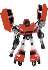 Robô Transformável Force Warrior